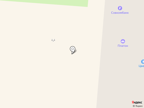 Tele2 на карте Калтана