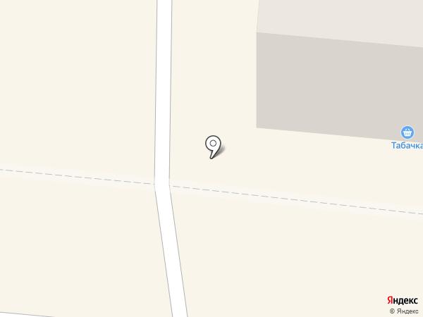 Табачная лавка на карте Калтана