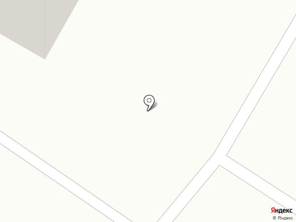 Магазин мужской одежды и обуви на карте Калтана