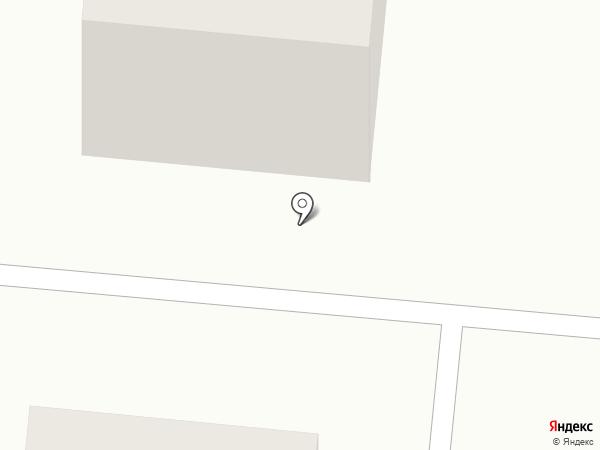 Архив Калтанского городского округа, МКУ на карте Калтана