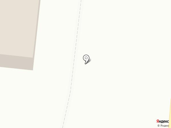 Анюта на карте Калтана