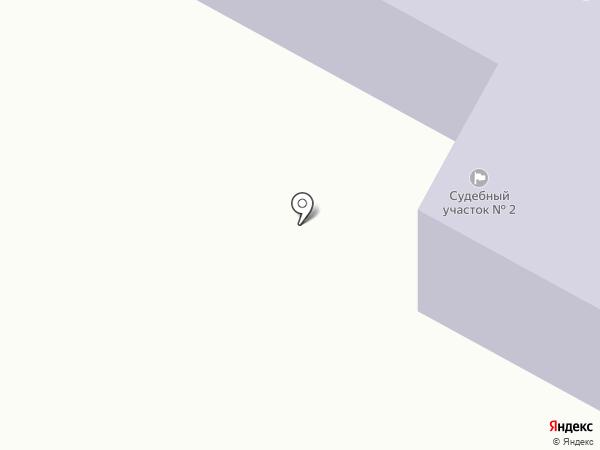 Комплексная ДЮСШ на карте Калтана