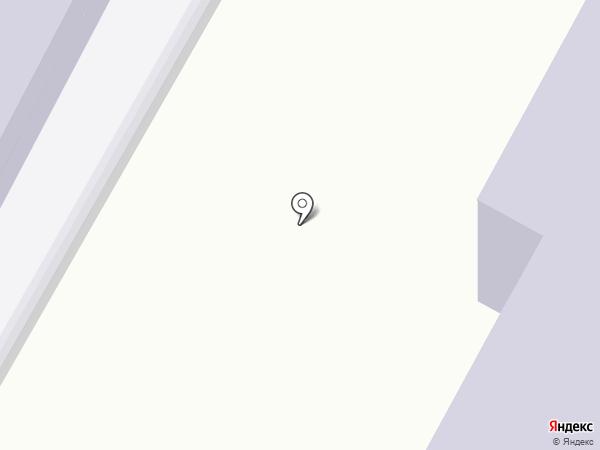 Уголовно-исполнительная инспекция ГУФСИН России по Кемеровской области на карте Калтана