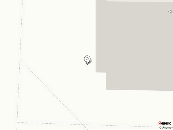 Стакрил на карте Новокузнецка