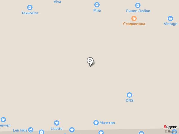 Теория уюта на карте Новокузнецка