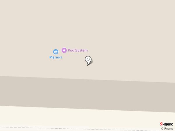 Шарлен на карте Новокузнецка