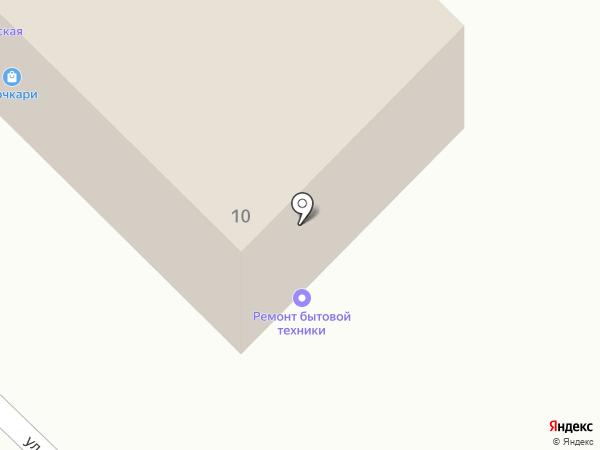 Винотдел на карте Новокузнецка