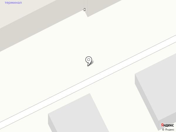 Продуктовый магазин на ул. Ленина на карте Осинников