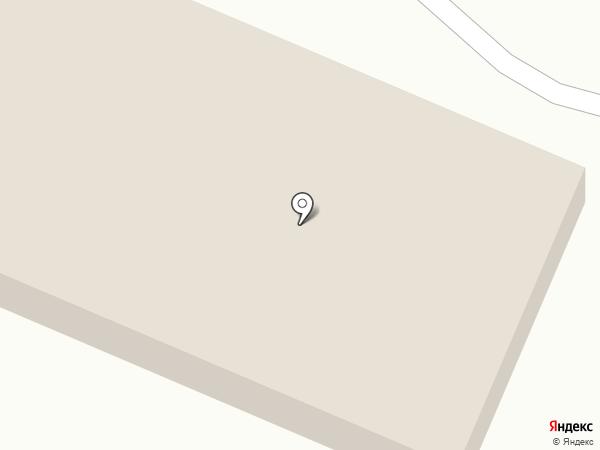 Шале на карте Осинников