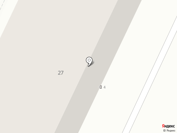 Меридиан на карте Осинников