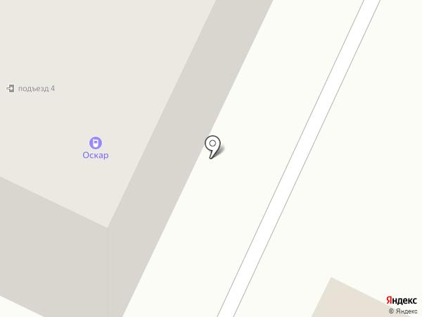 Сибфоркросс на карте Осинников