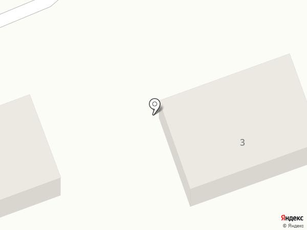 Продуктовый магазин на карте Осинников