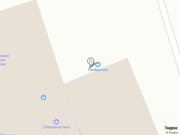 Терабит на карте Осинников