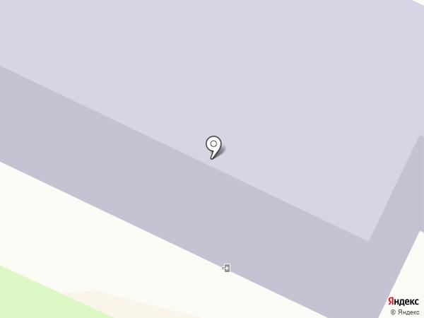 Осинниковский политехнический техникум на карте Осинников