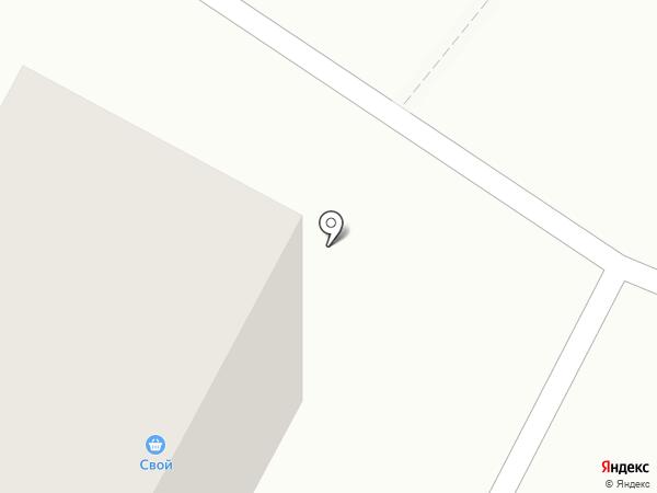 Свой на карте Осинников