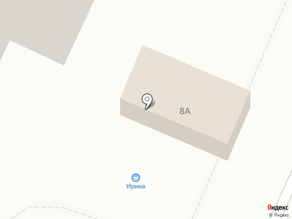 Ирина на карте Осинников