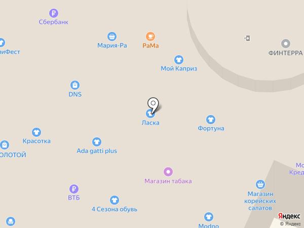 Crossfire на карте Осинников