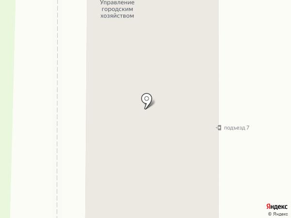 Расчетно-кассовый центр на карте Осинников