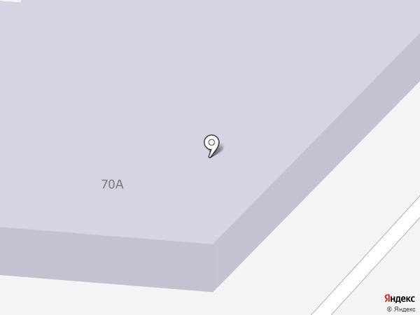 Детский сад №28, Дельфин на карте Осинников