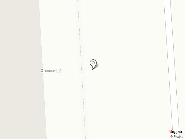 Лукошко на карте Осинников