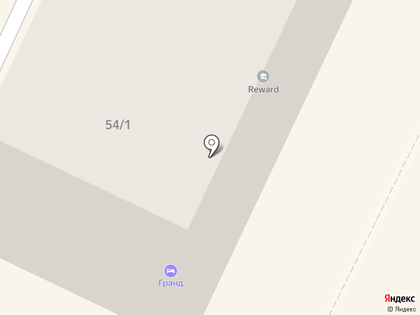 PROFI на карте Осинников