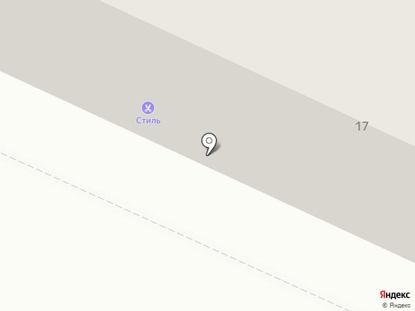Стиль на карте Осинников