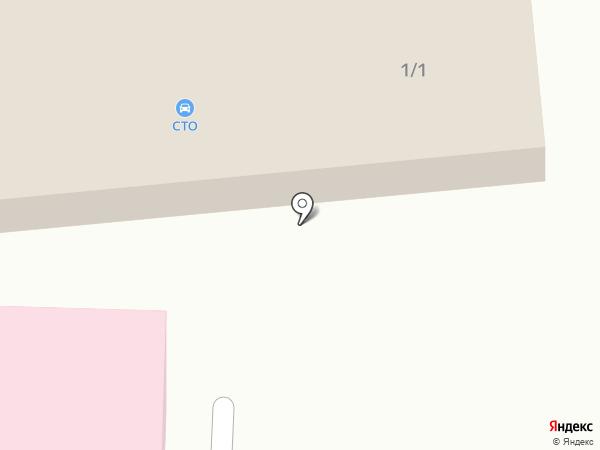 Автокласс на карте Осинников