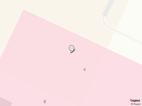 Детская поликлиника на карте Осинников