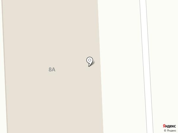 Осинниковский РЭС на карте Осинников