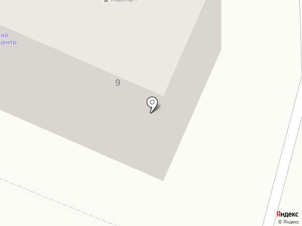 Гера на карте Осинников