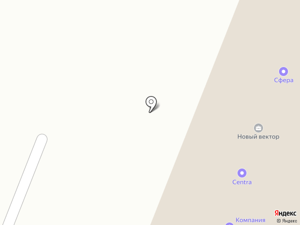 Британика на карте Осинников