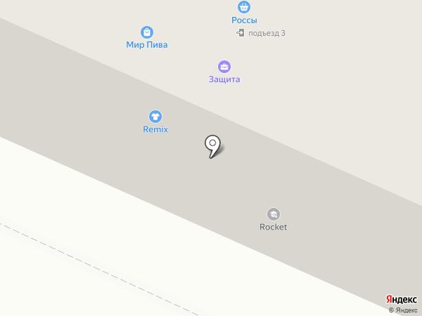 Россы на карте Осинников