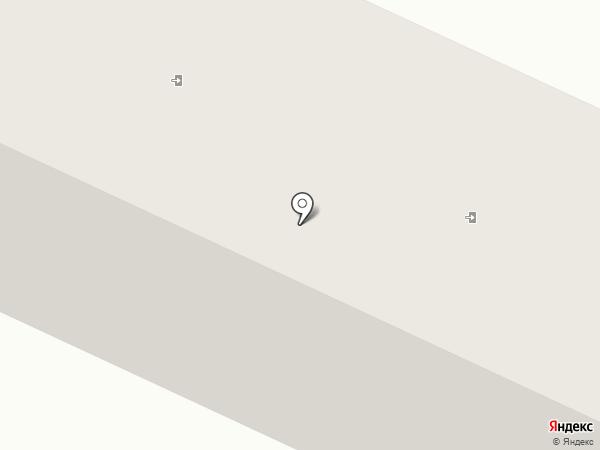 Кора на карте Осинников