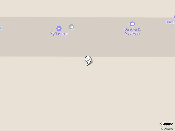 Мебель Поволжья на карте Осинников