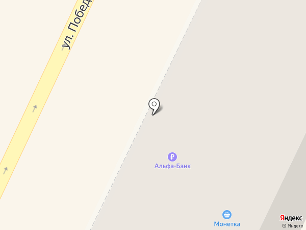 Охапка на карте Осинников