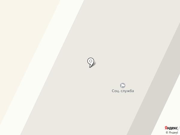 Станция юных техников им. П.В. Лосоногова на карте Осинников