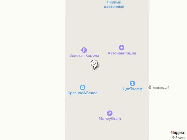 Первый Дверной на карте Осинников
