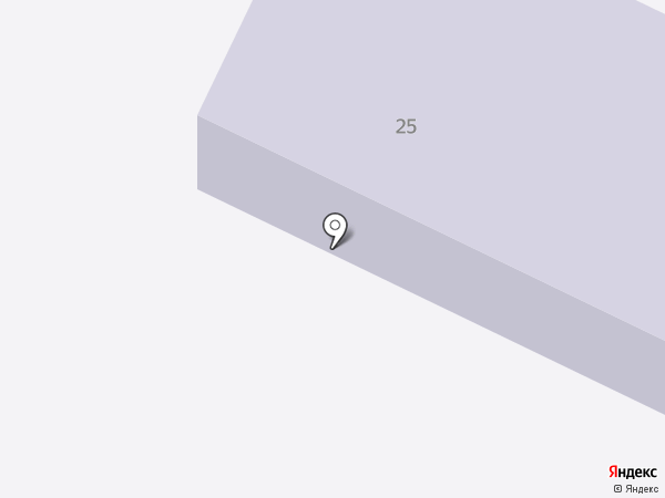 Детский сад №40, Подснежник на карте Осинников