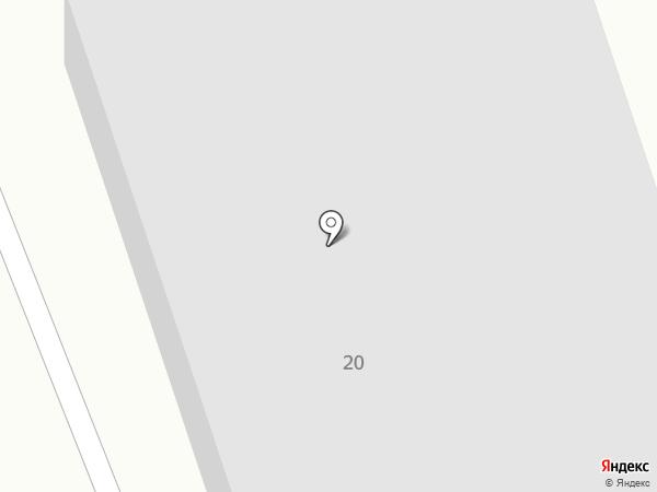 Любимый на карте Осинников