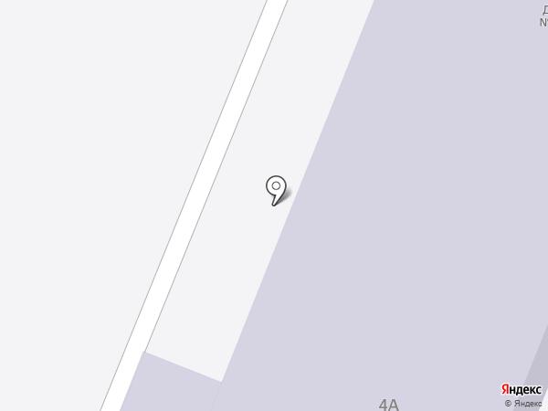Детский сад №34, Красная шапочка на карте Осинников