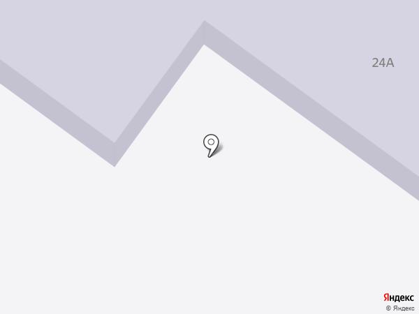 Сидоровский детский сад комбинированного вида на карте Сидорово