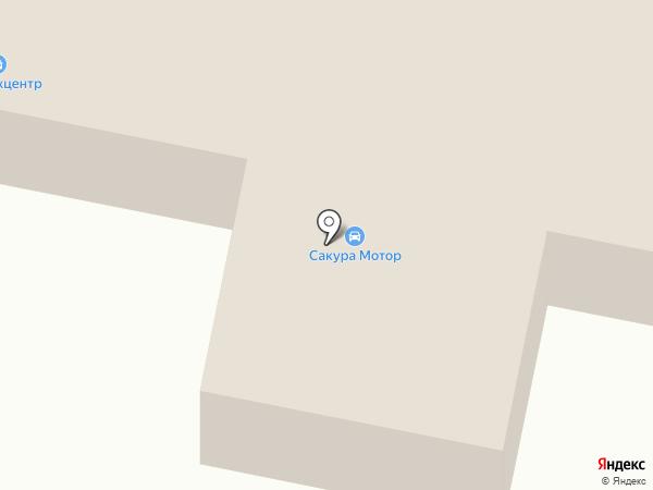 АвтоДом Осинники на карте Осинников