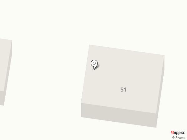 Шуракский на карте Осинников