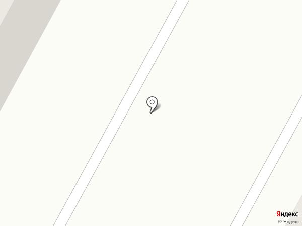 Почтовое отделение №4 на карте Осинников