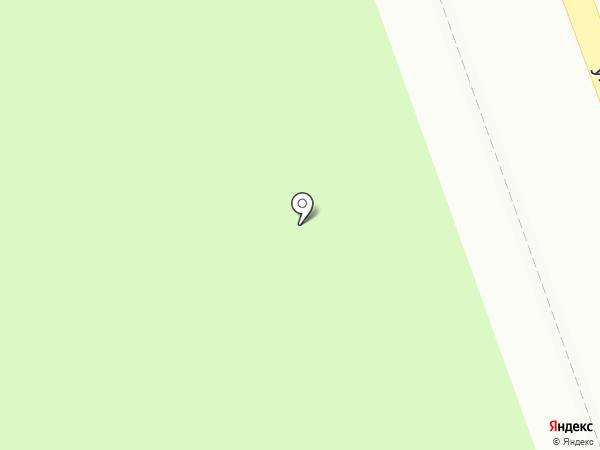Придорожный на карте Новокузнецка