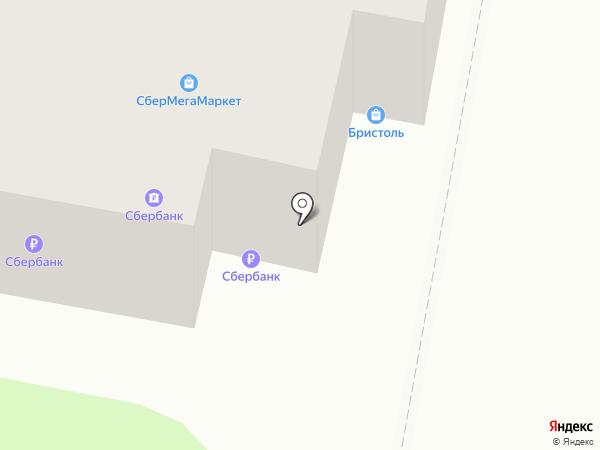 Сбербанк, ПАО на карте Новокузнецка