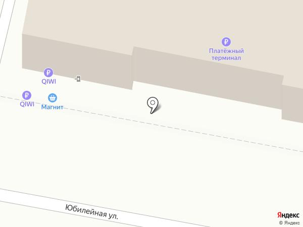 Магазин табачной продукции на карте Новокузнецка