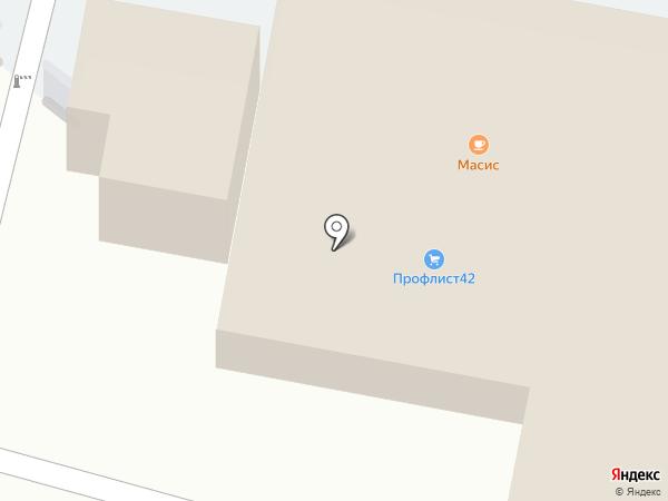 Фантазия камня на карте Атаманово