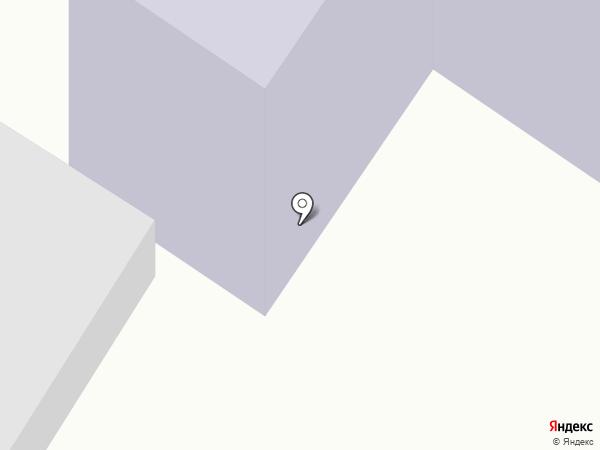 Скорая медицинская помощь на карте Норильска