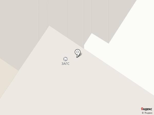 ЗАГС Кайерканского района на карте Норильска